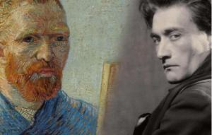 Vincent Van Gogh  e Antonin Artaud: la strana coppia a Parigi