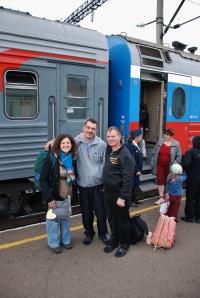 Amici di treno