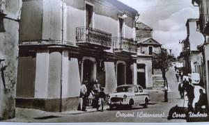Foto di Claudio Olivadese - Cropani Corso Umberto 1963
