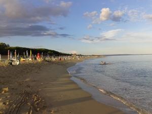 Spiaggia di Cropani Marina - Villaggio Carrao