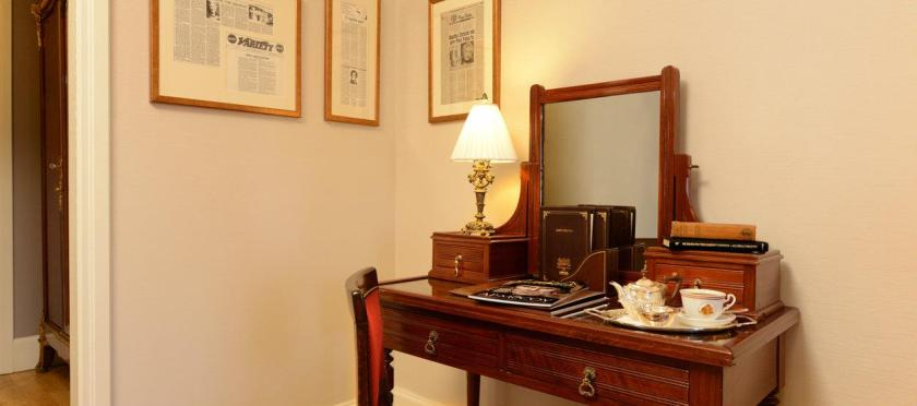 Agatha Christie King Room presso Pera Palace Hotel Jumeirah di Istanbul