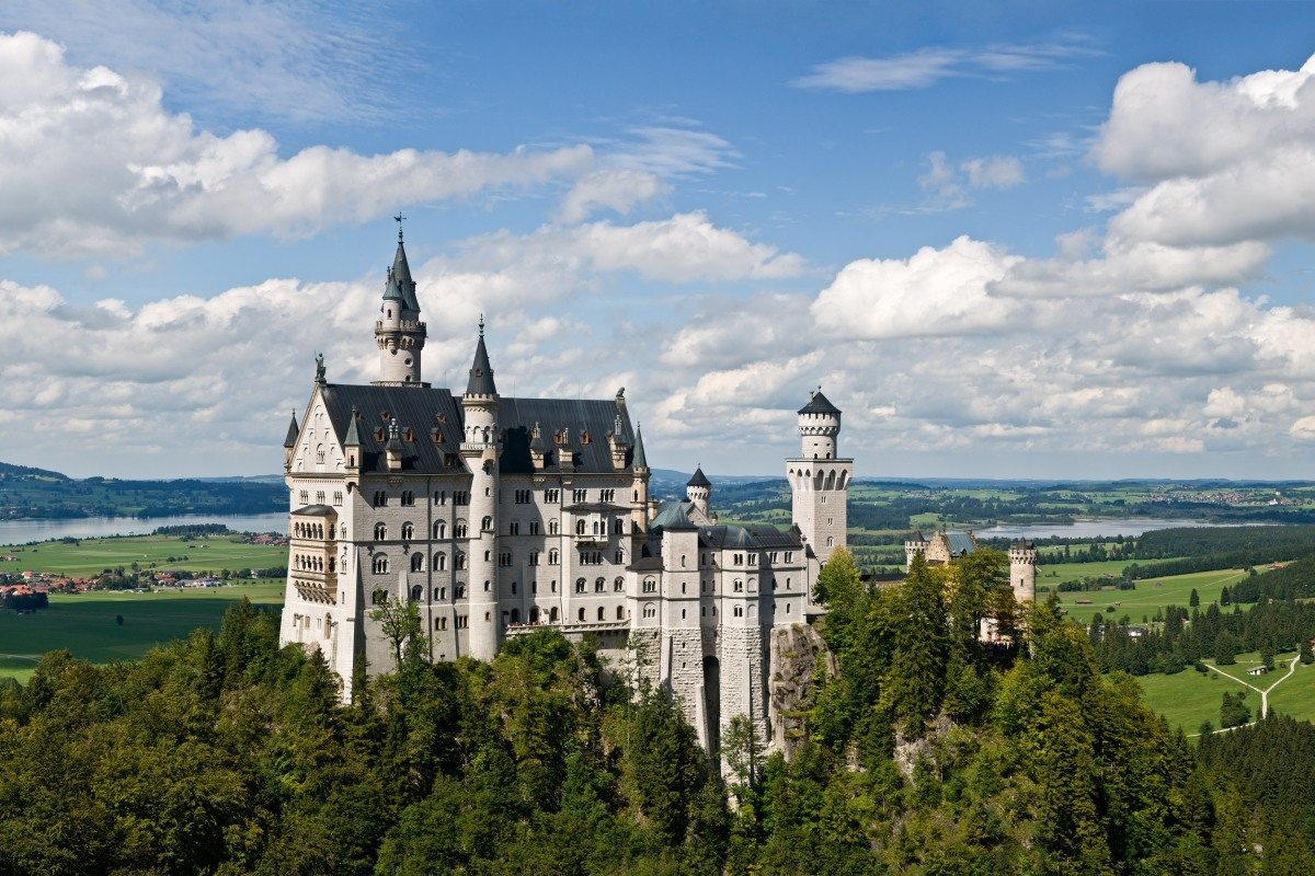 In Germania il castello che ispirò Walt Disney