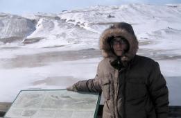 Nicola Lecca in Islanda