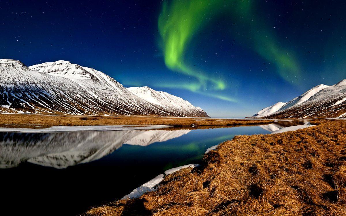 Nicola Lecca e il suo sguardo sull'Islanda