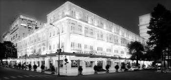 Hotel Continental Saigon, nostalgica bellezza