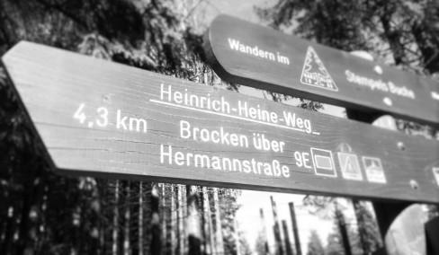 Heinrich Heine Weg