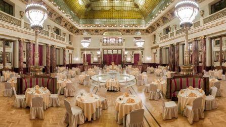 Sala del Metropol Hotel
