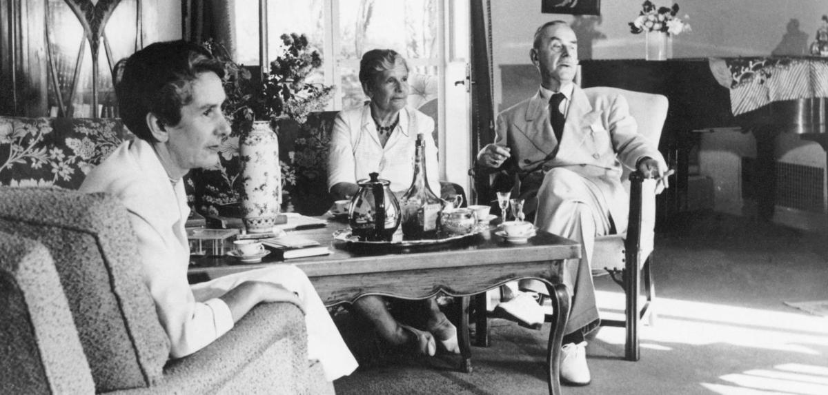 La casa di Thomas Mann a Los Angeles. Storia di un esilio
