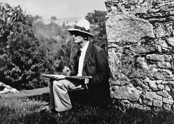 Un-ritratto-di-Hermann_Hesse_Courtesy-Museo-Hermann-Hesse_Montag