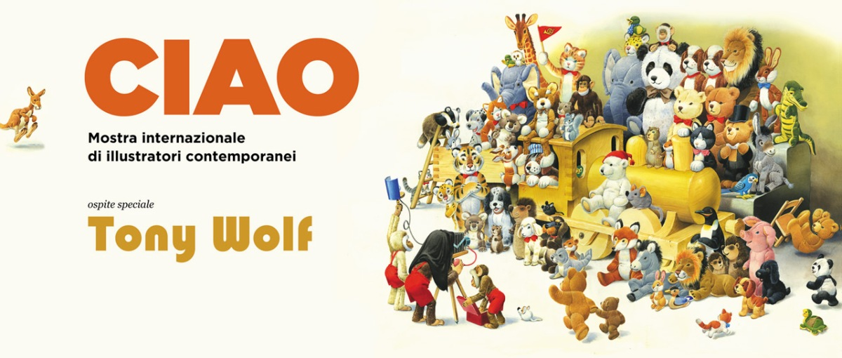 I paesaggi fiabeschi di Tony Wolf in mostra a Cremona