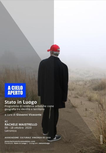 Stato in luogo #2 - Rachele Maistrello-